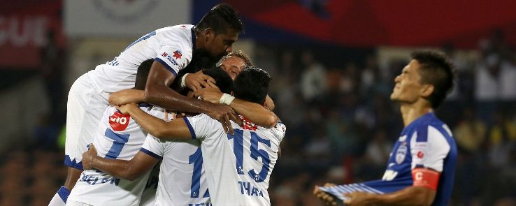 Experience in the Chennaiyin squad helped them immensely.