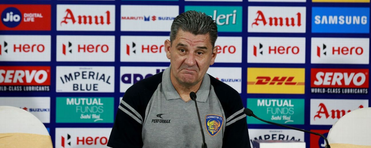 Chennaiyin boss John Gregory says they are not an easy team to play against.