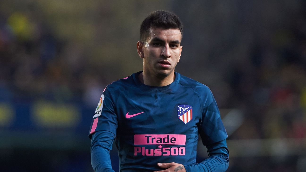 Angel Correa's up and down season continued with a poor showing vs. Villarreal.
