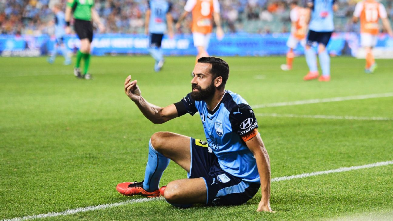 Alex Brosque