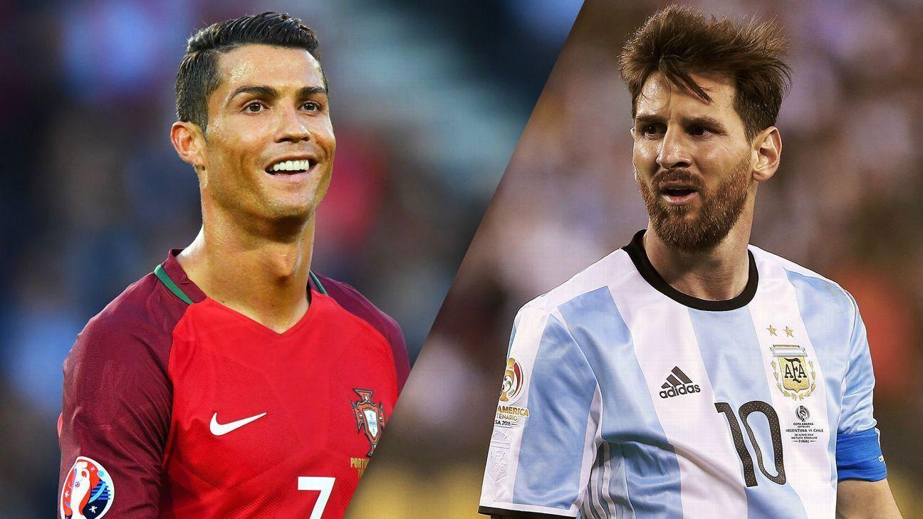 Cristiano Ronaldo, Lionel Messi still the benchmark - Harry Kane