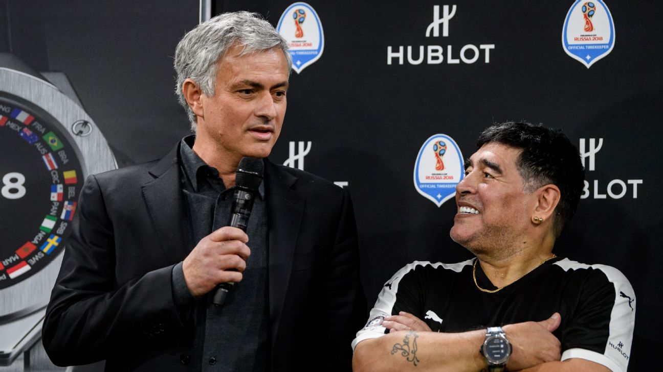 Jose Mourinho: I understand Man United fans' frustrations, not criticism