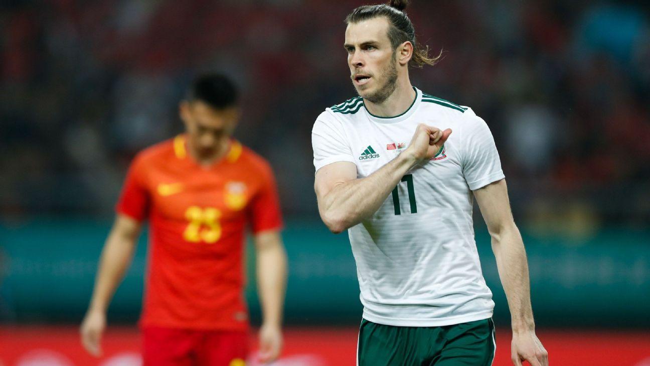 Gareth Bale ranks Wales goal-scoring record a top career feat