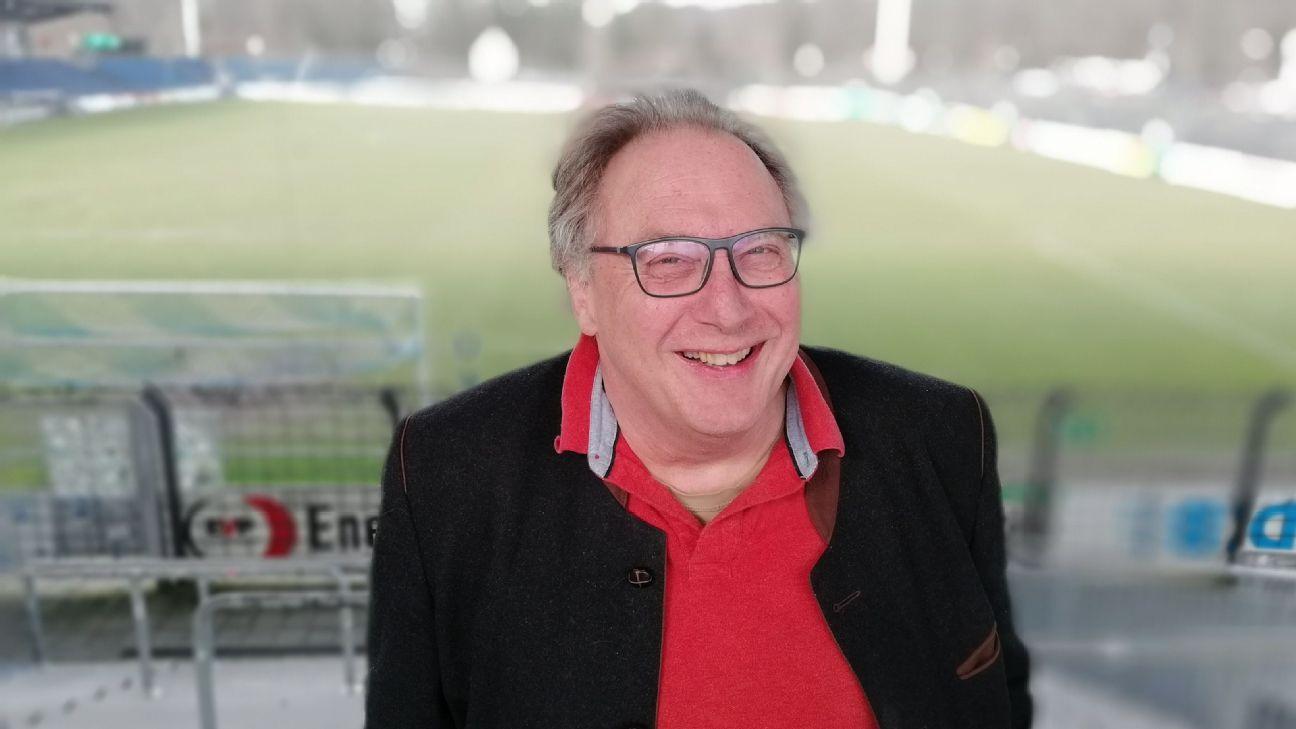 Babelsberg president Archibald Horlitz