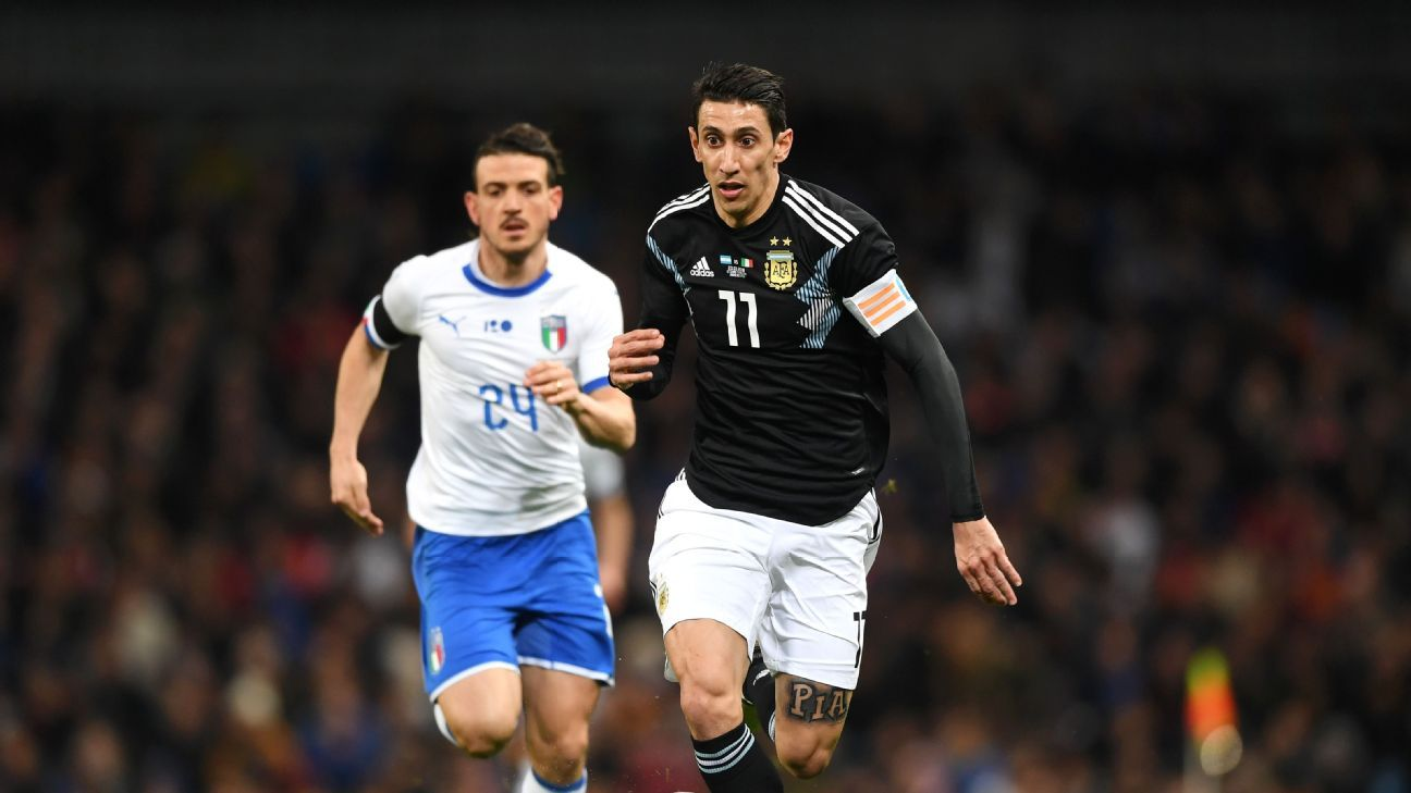 Angel Di Maria is one player who has something to prove under Jorge Sampaoli.