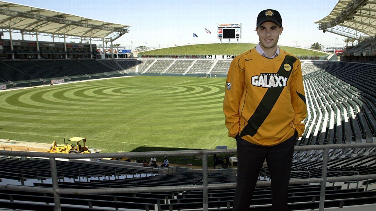 Landon Donovan: Depression sparked my LA Galaxy move upon U.S. return