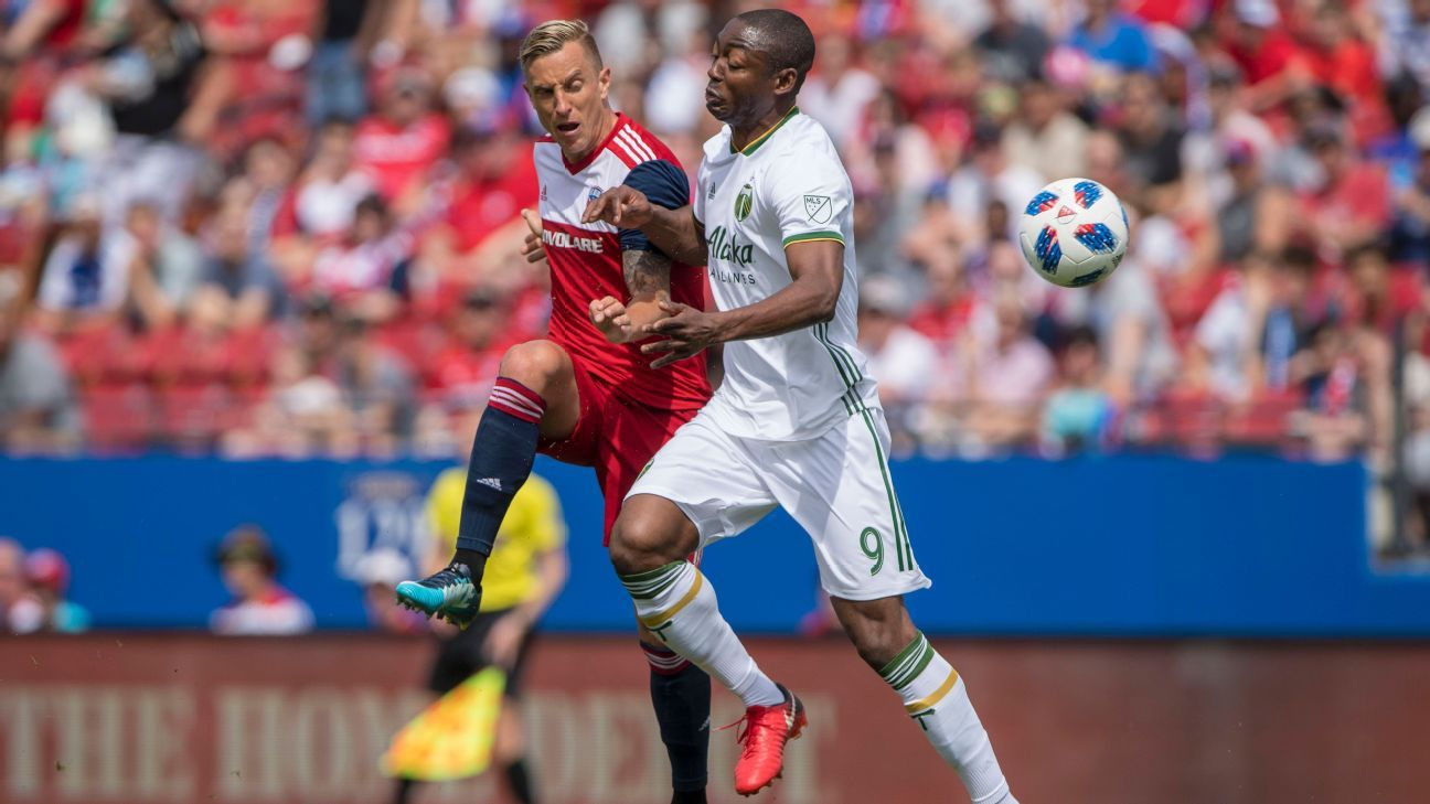 Sebastian Blanco strikes to give Timbers draw in Dallas