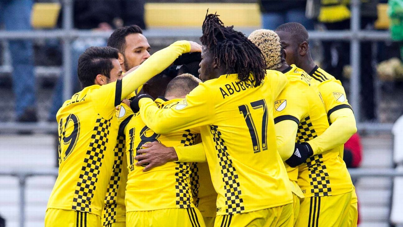 Columbus reclaims top spot in Power Rankings; Red Bulls climb to No. 3