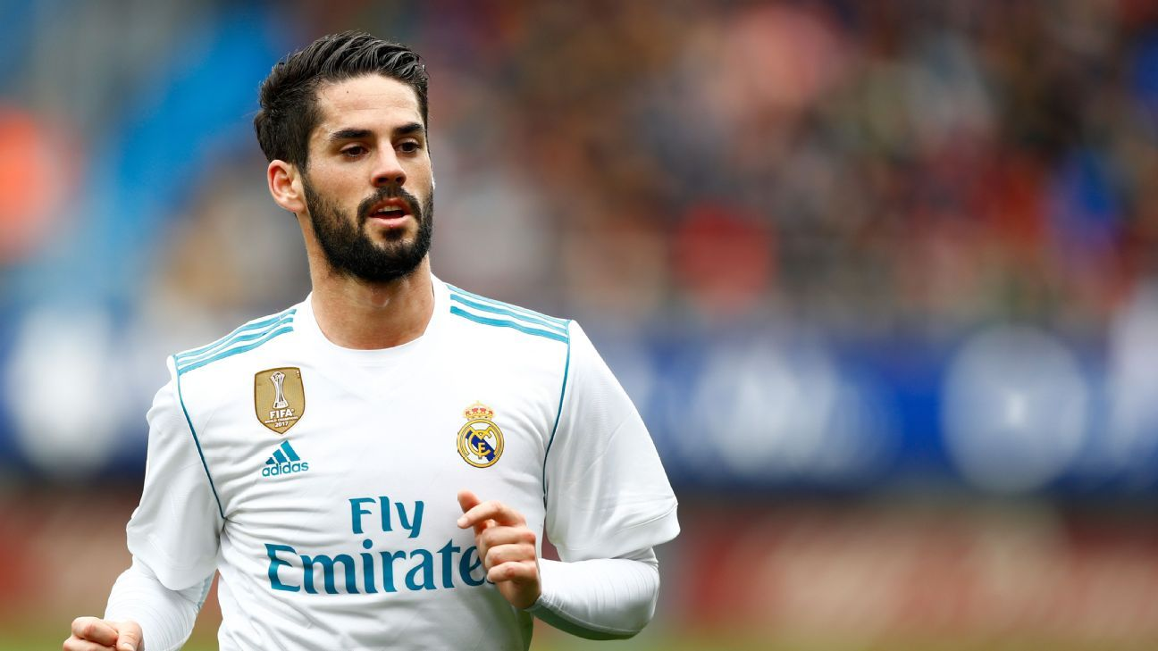 Isco's playing time has decreased but he remains one of Real Madrid's biggest game changers.