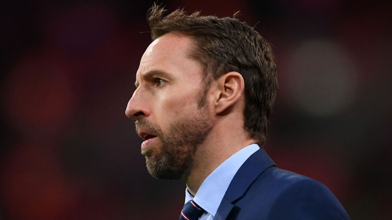 Gareth Southgate is preparing to lead England at the 2018 World Cup.