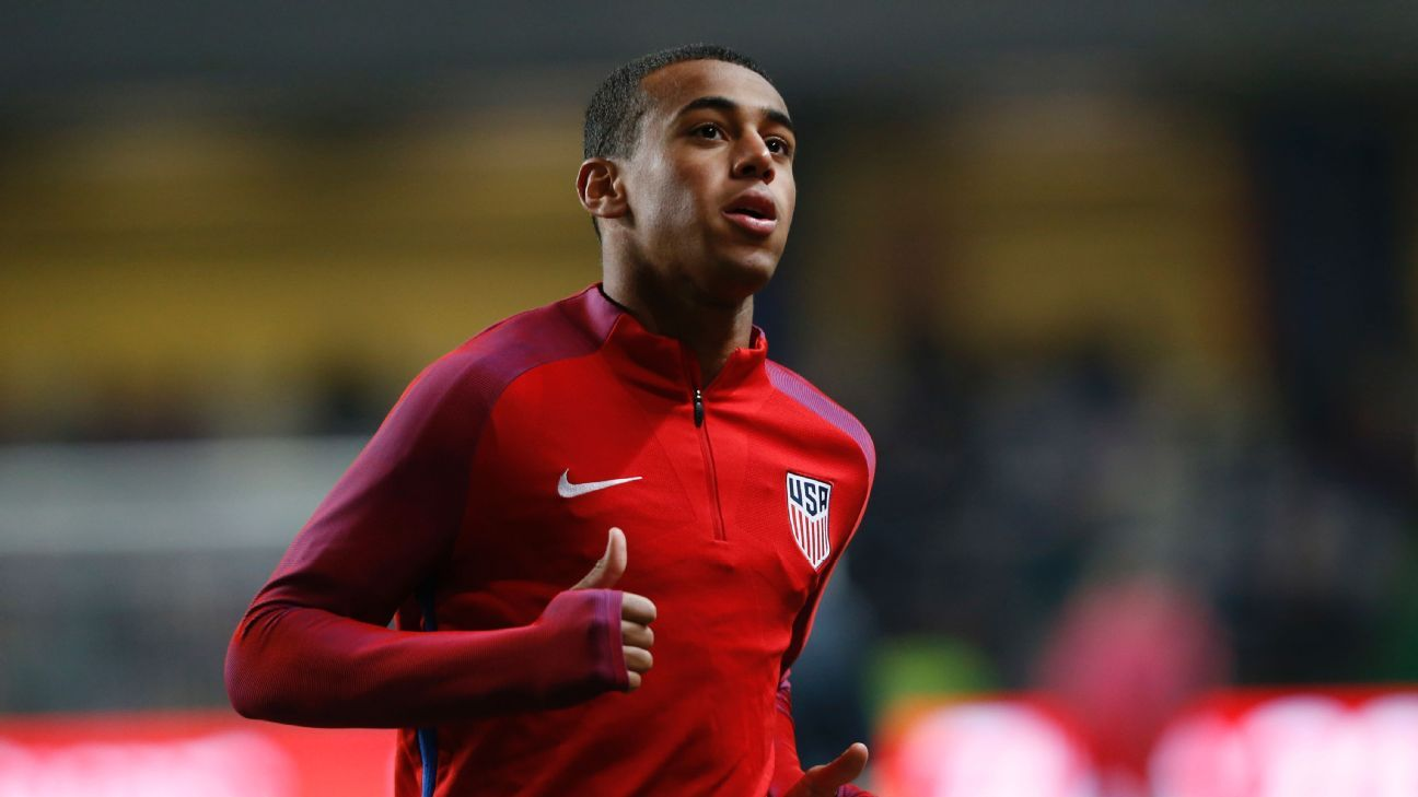 Tyler Adams: Last-minute call-up to MLS All-Star squad 'a whirlwind'