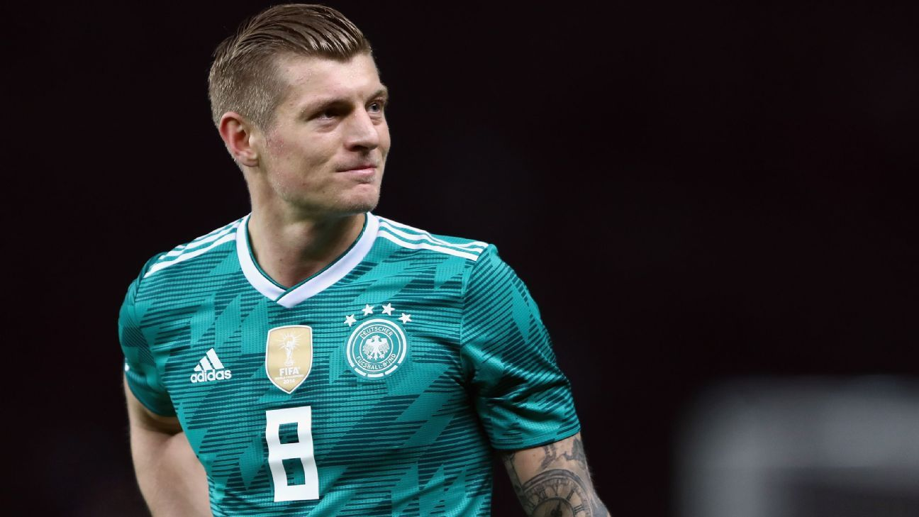 Spain still have World Cup chance despite Julen Lopetegui's dismissal - Toni Kroos - ESPN FC
