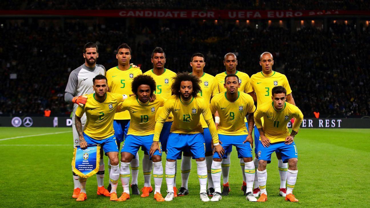 Brazil revenge vs Germany seven observations Neymar Dani Alves Thiago Silva Alisson Philippe ...