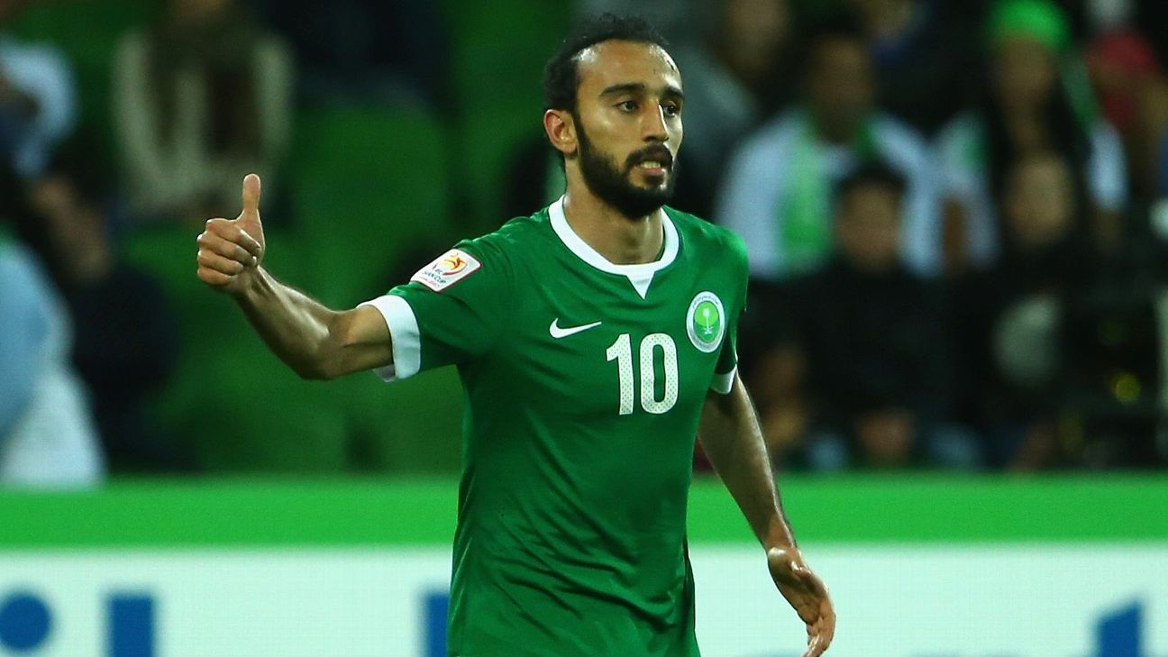 Saudi Arabia to play pre-World Cup friendly against Italy