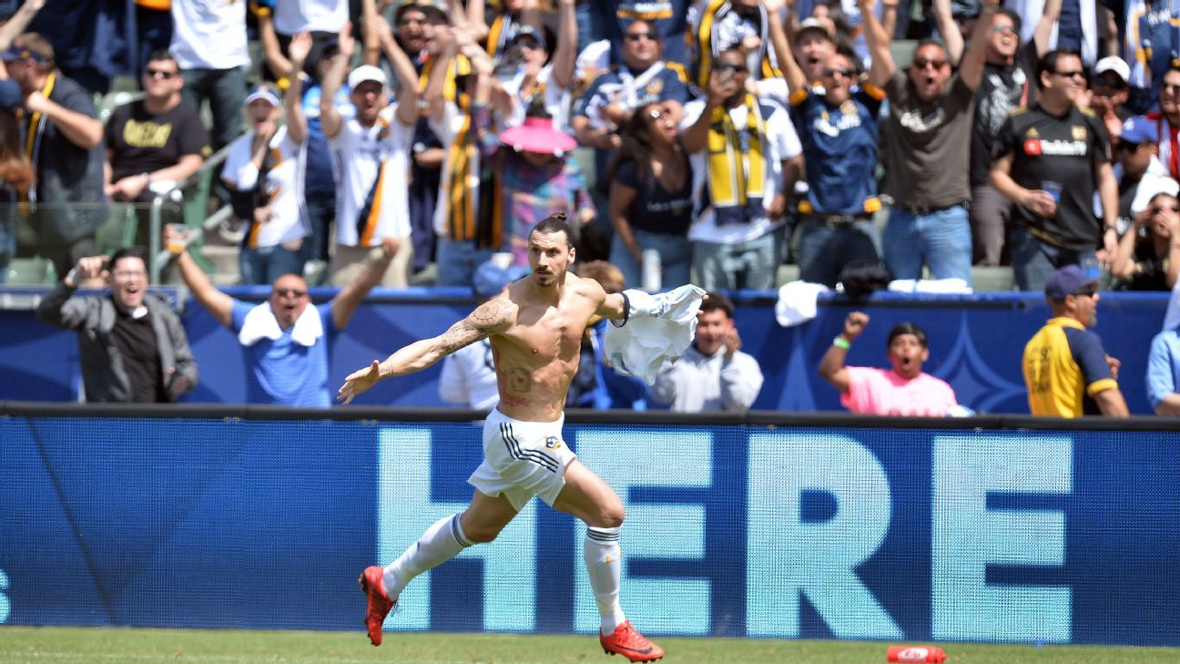 Ibrahimovic, Rooney, Martinez headline ESPN FC's best of MLS in 2018