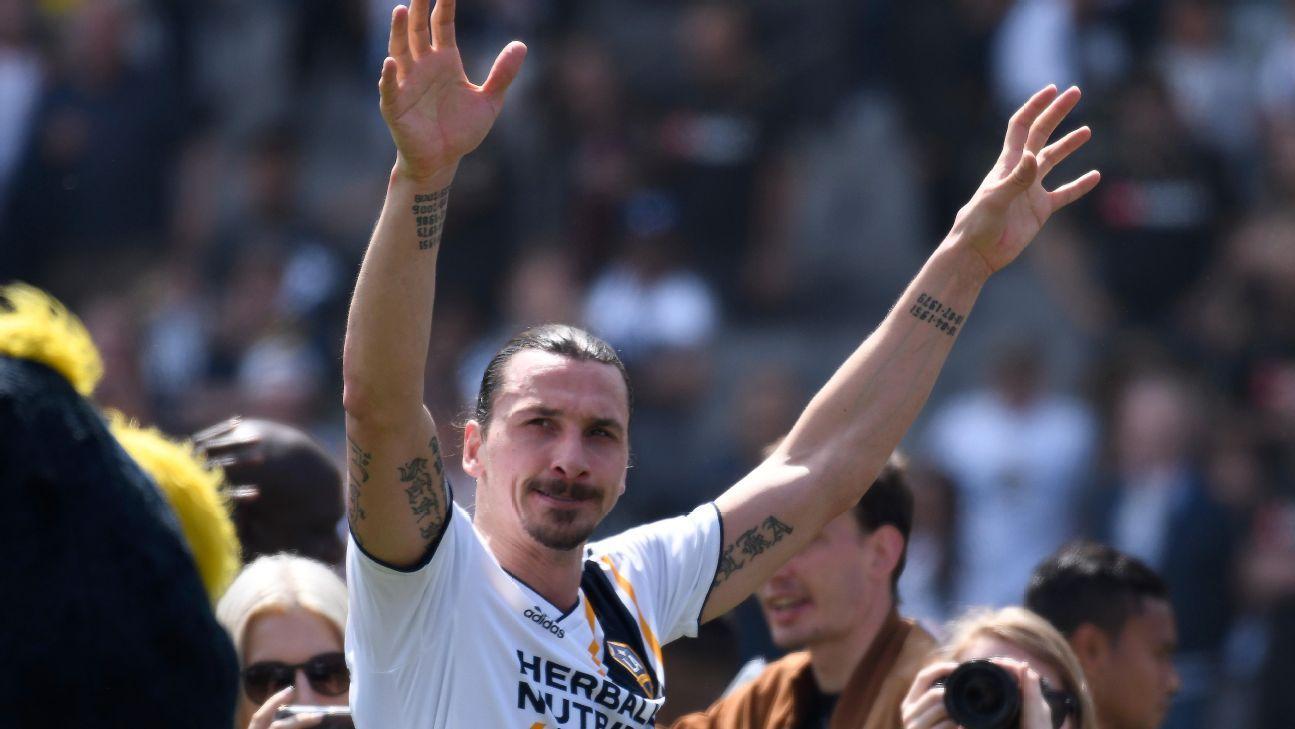 Zlatan Ibrahimovic invited to watch PSG vs. Marseille in <i>Le Classique</i>
