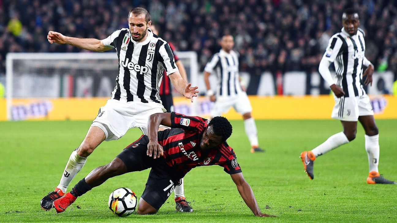 Bonucci 7/10 with goal in return to Turin as Milan come up short