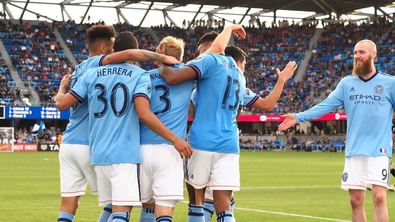 New York City FC not focused on Harlem River Yards as site for proposed stadium - president