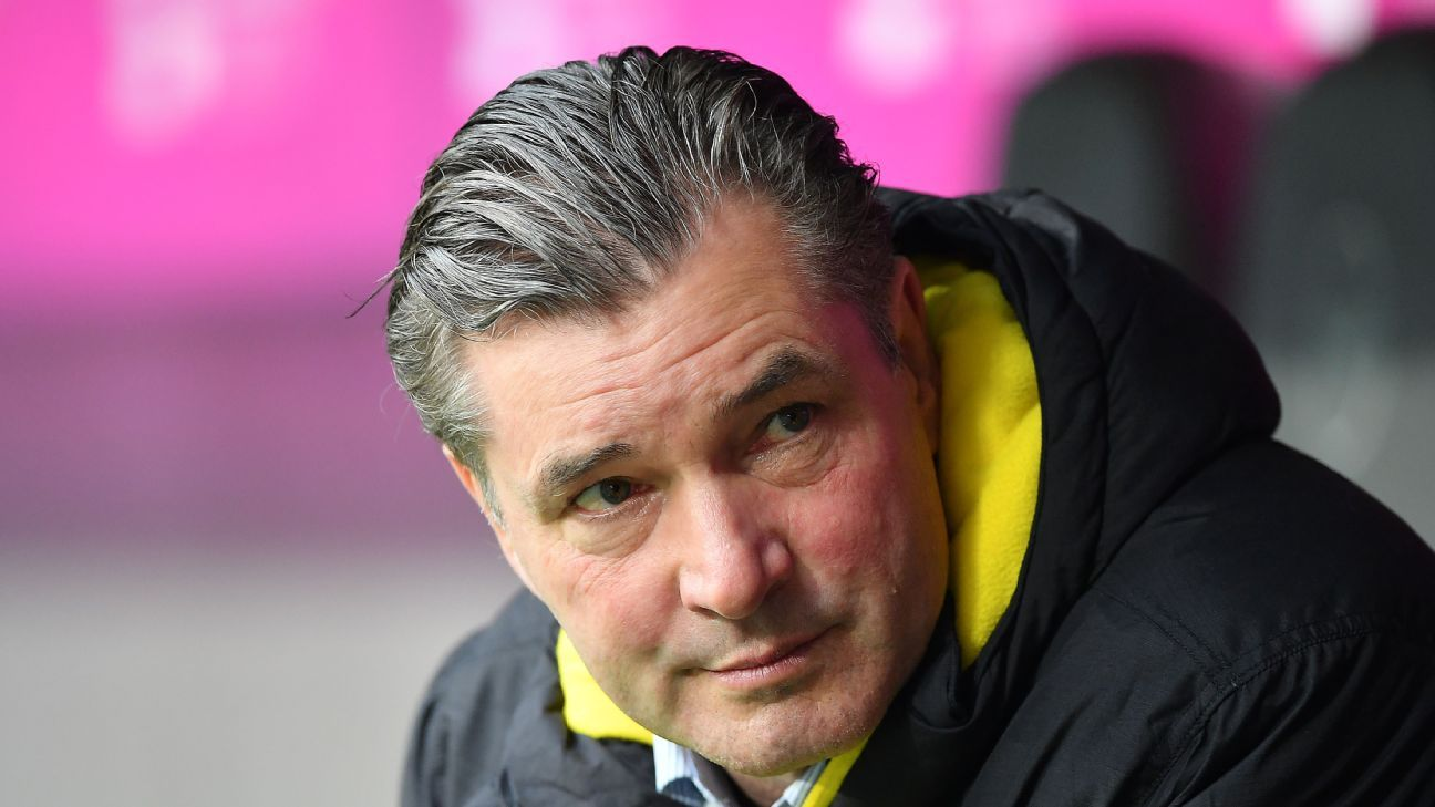 Sporting director Michael Zorc and the BVB brain trust are trying a new tack.