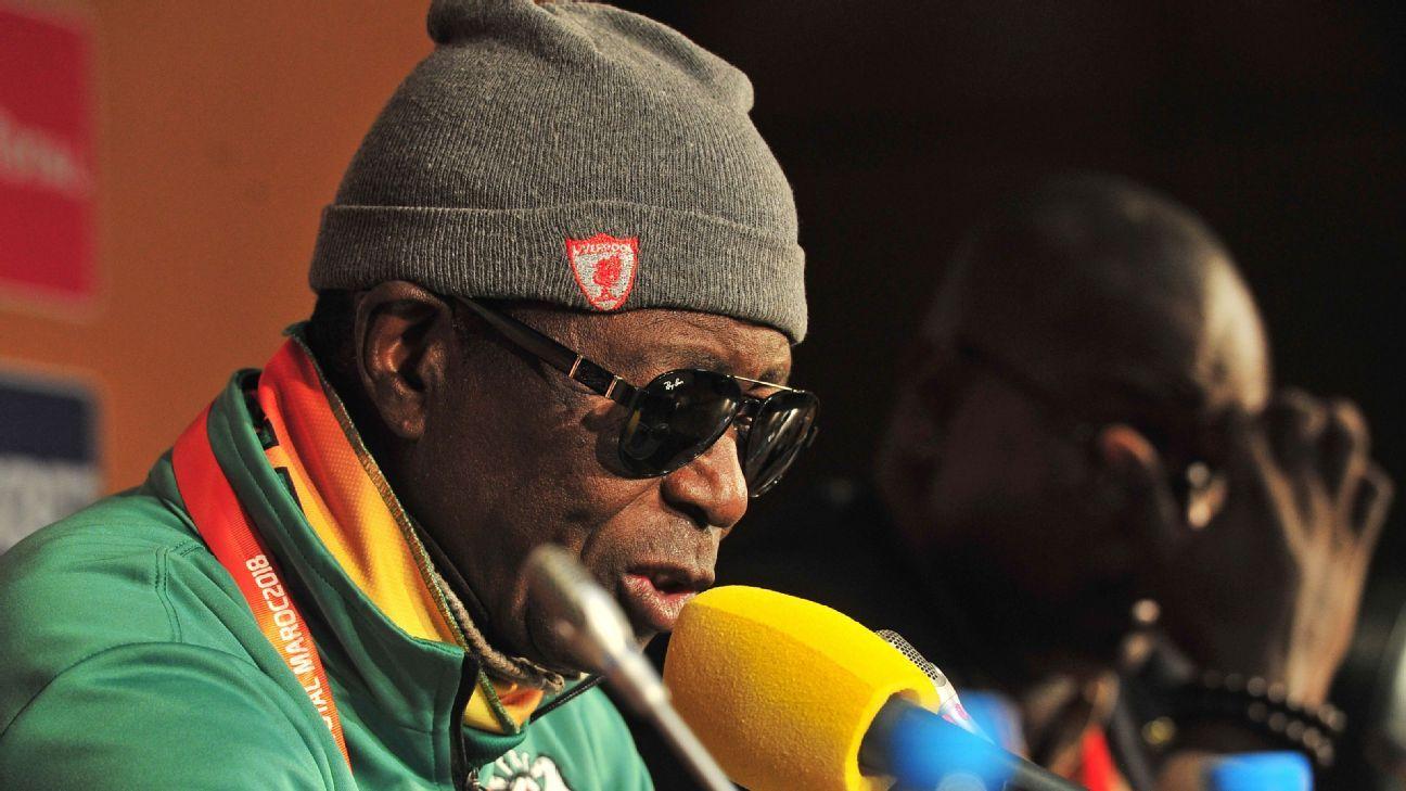 Drissa Malo Traore 'Saboteur' of Burkina Faso