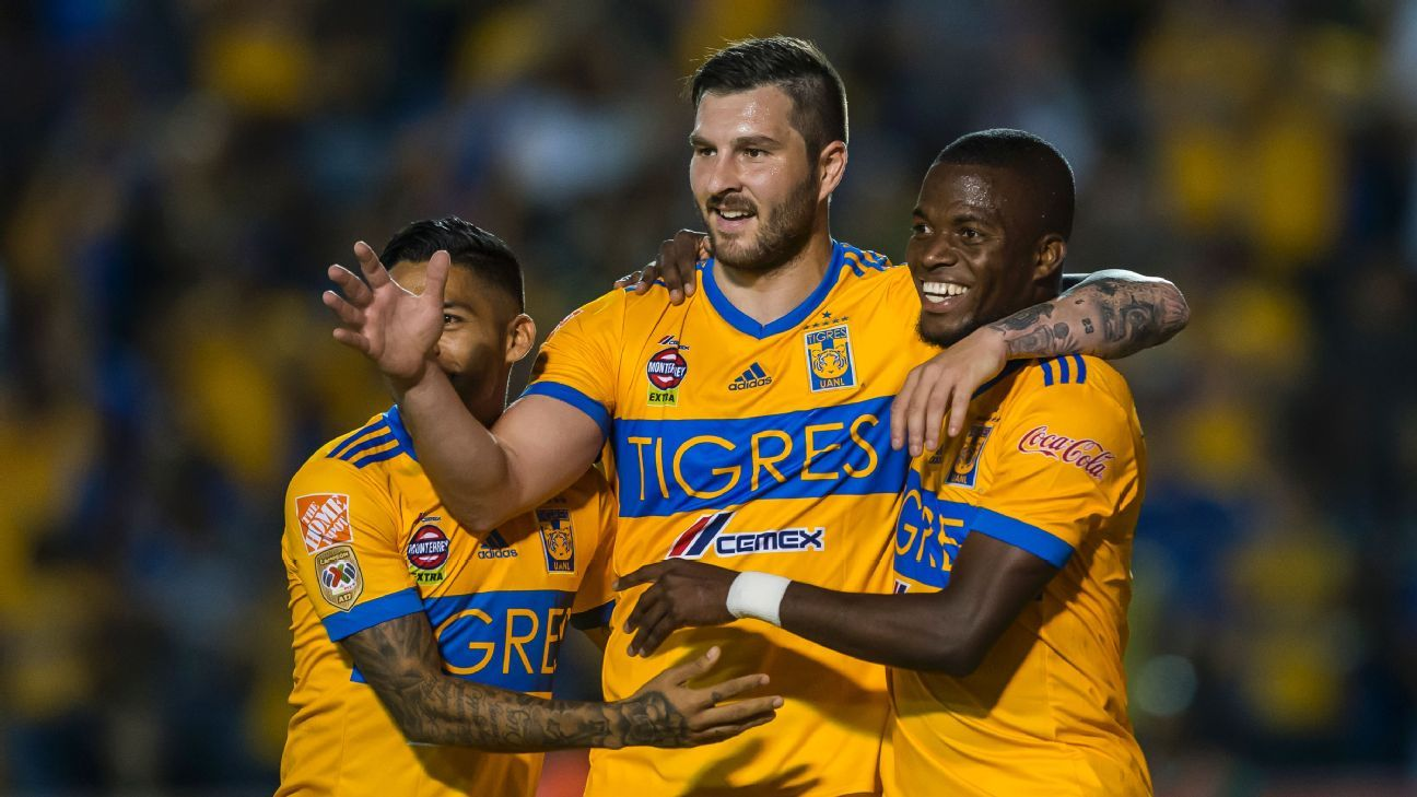 Tigres' big-money front three were not enough for Tigres to repeat as champions.
