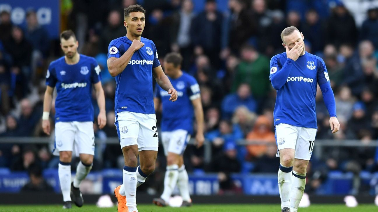 Everton had a season to forget after their lopsided transfer policy came back to bite them.