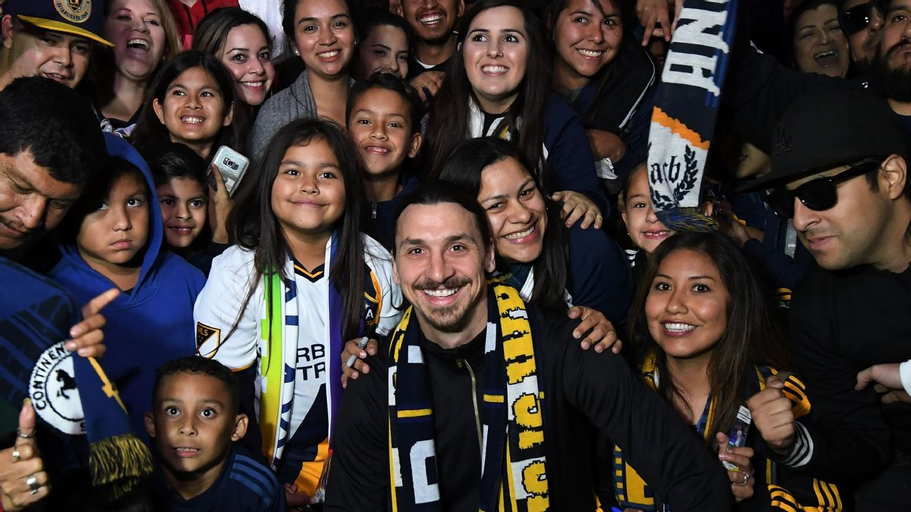Welcome to Zlatan Ibrahimovic: recapping his wild first week in MLS