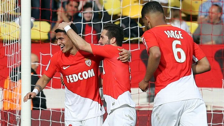 Monaco are expected to be PSG's chief rival again in 2018-19.