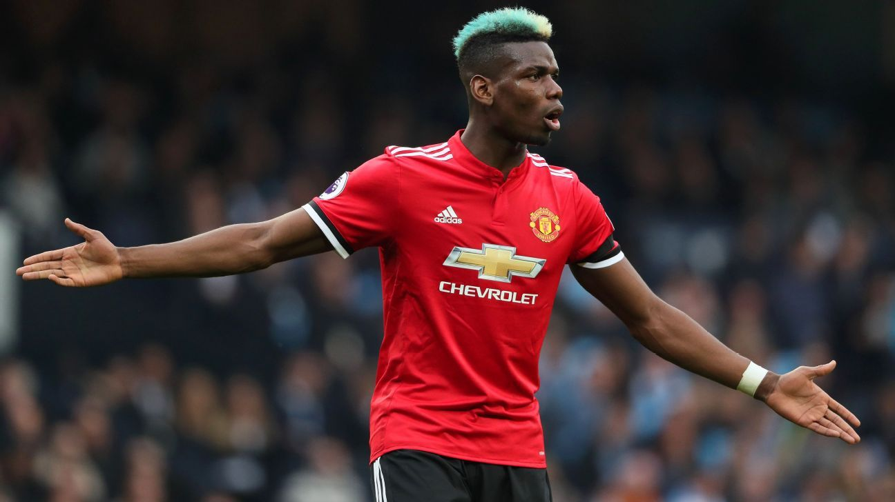 PSG in contact with Paul Pogba agent over Manchester United transfer - source