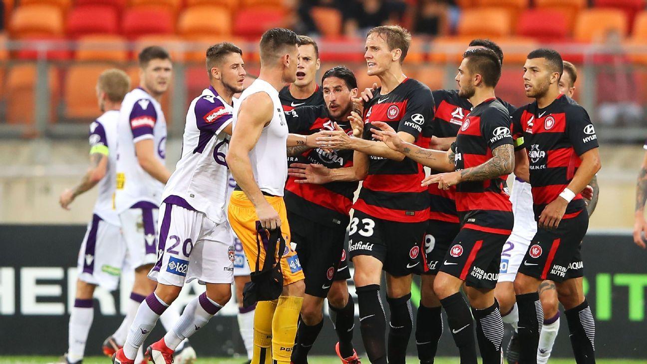 Perth Glory vs. Western Sydney Wanderers