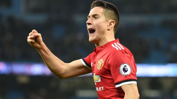 Ander Herrera has come to the fore again at Manchester United.