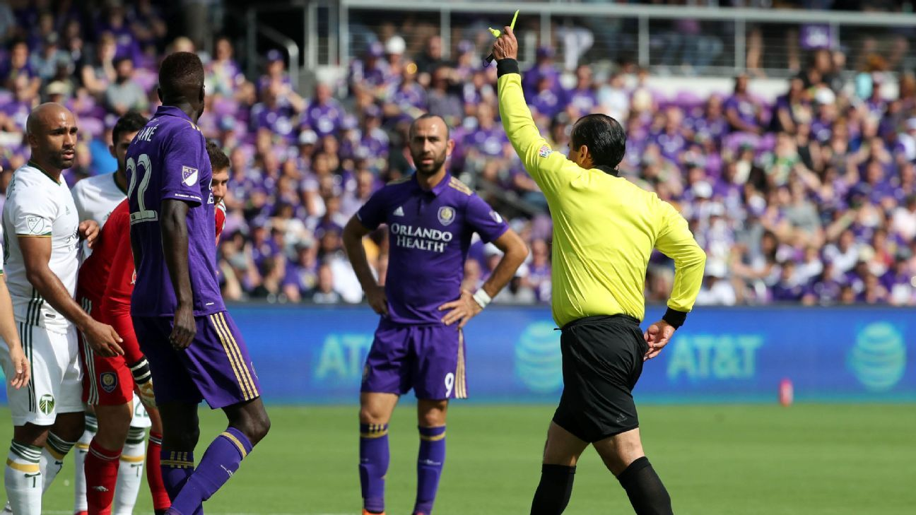 Orlando City nets three late goals to rally past Portland Timbers