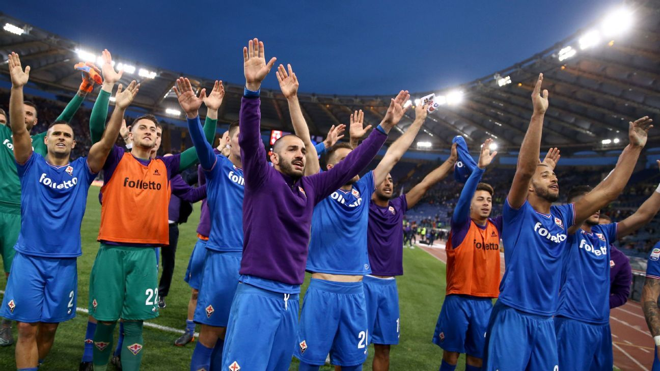 Fiorentina players remember Davide Astori.