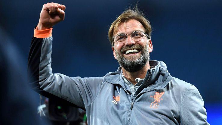 Jurgen Klopp has masterminded Liverpool's run to the Champions League final.
