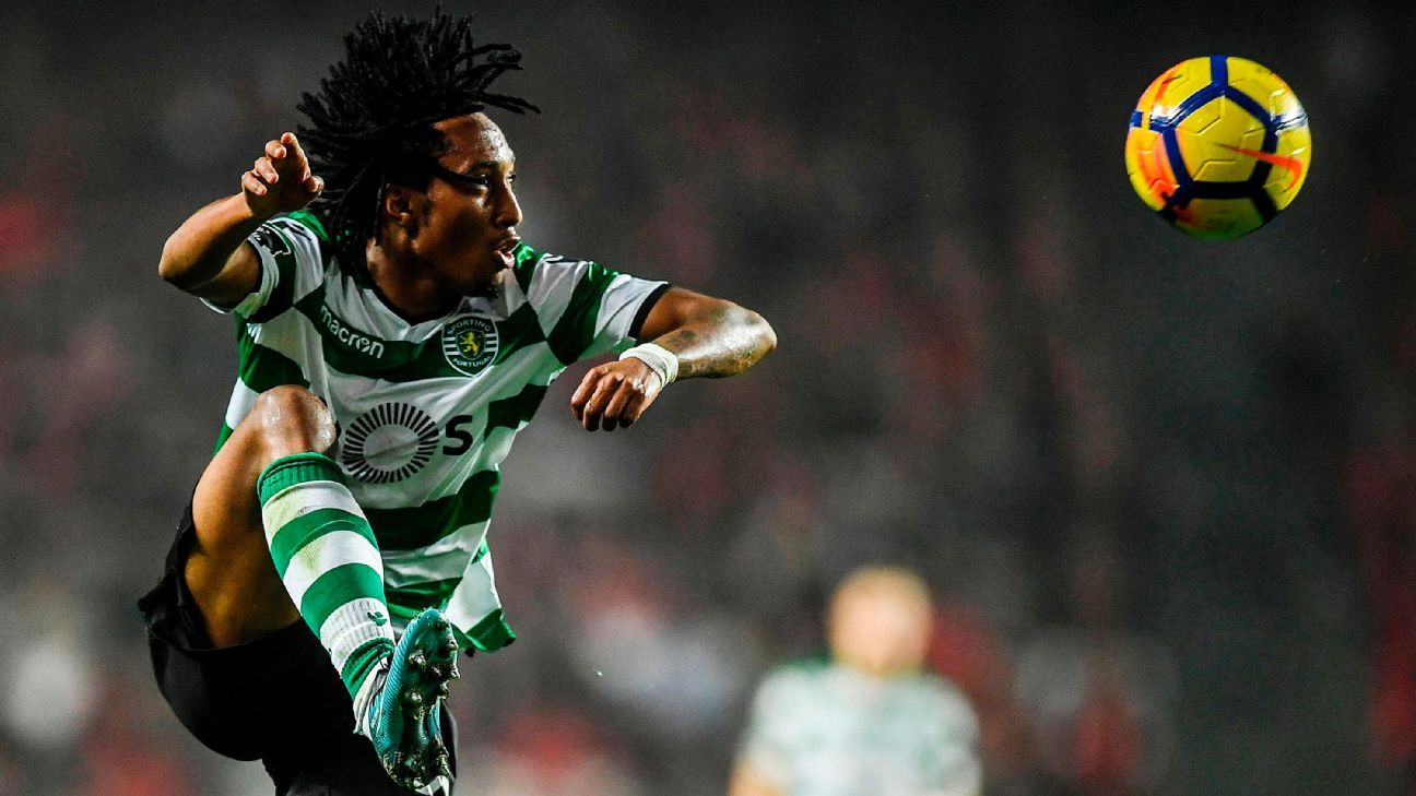 Gelson Martins has many admirers, with Liverpool said to be chief among them.