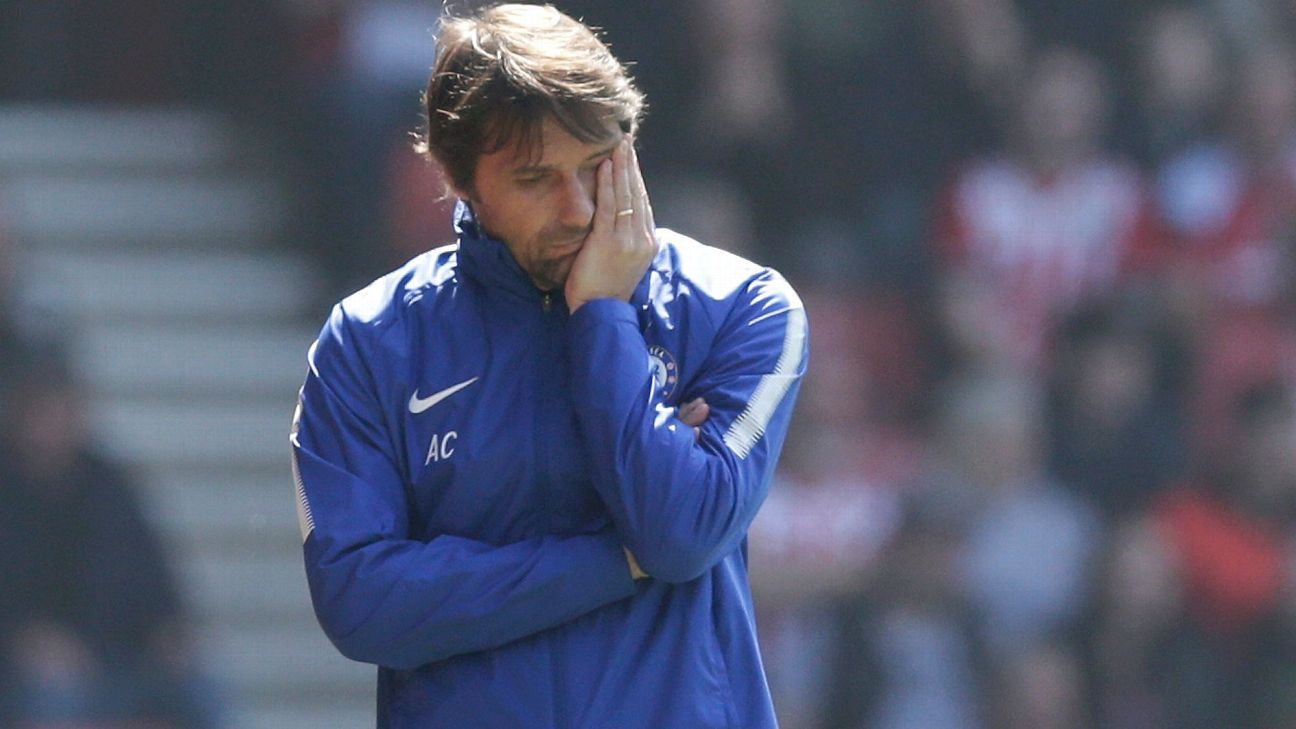 Speculation over Chelsea manager Antonio Conte's future continues to grow.
