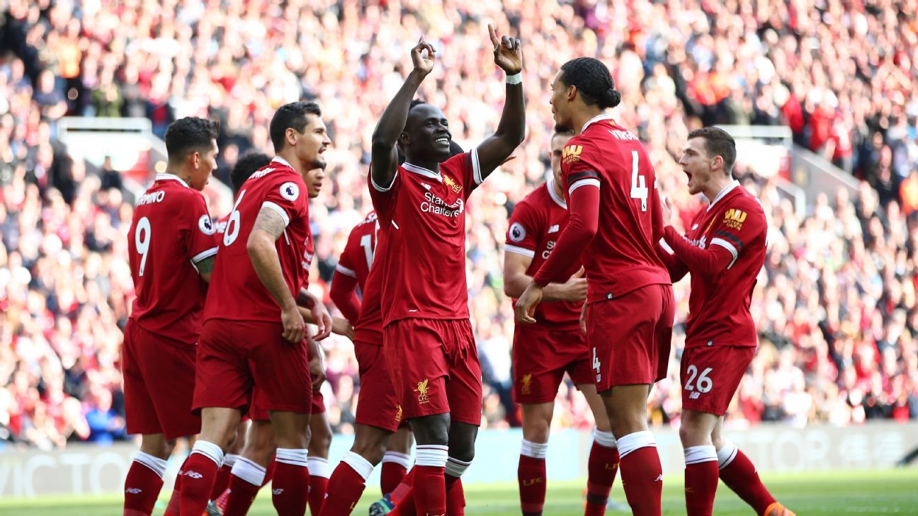 Liverpool have clicked into top form at the business end of the season.