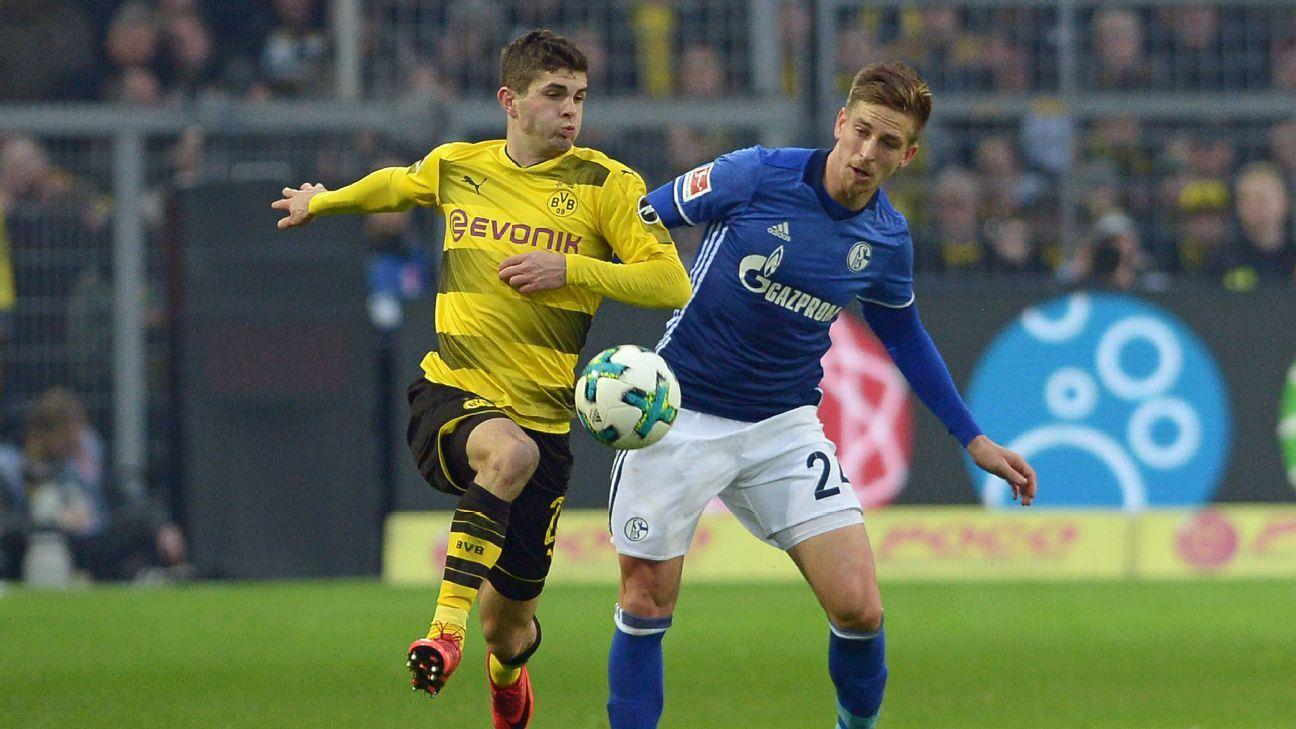 Borussia Dortmund vs. Schalke will have added intrigue on Sunday.