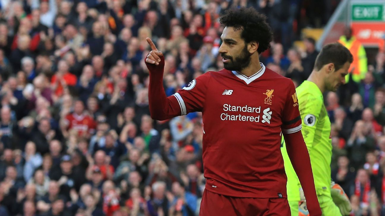 West Brom are one of only four Premier League sides Mohamed Salah has yet to score against this season.
