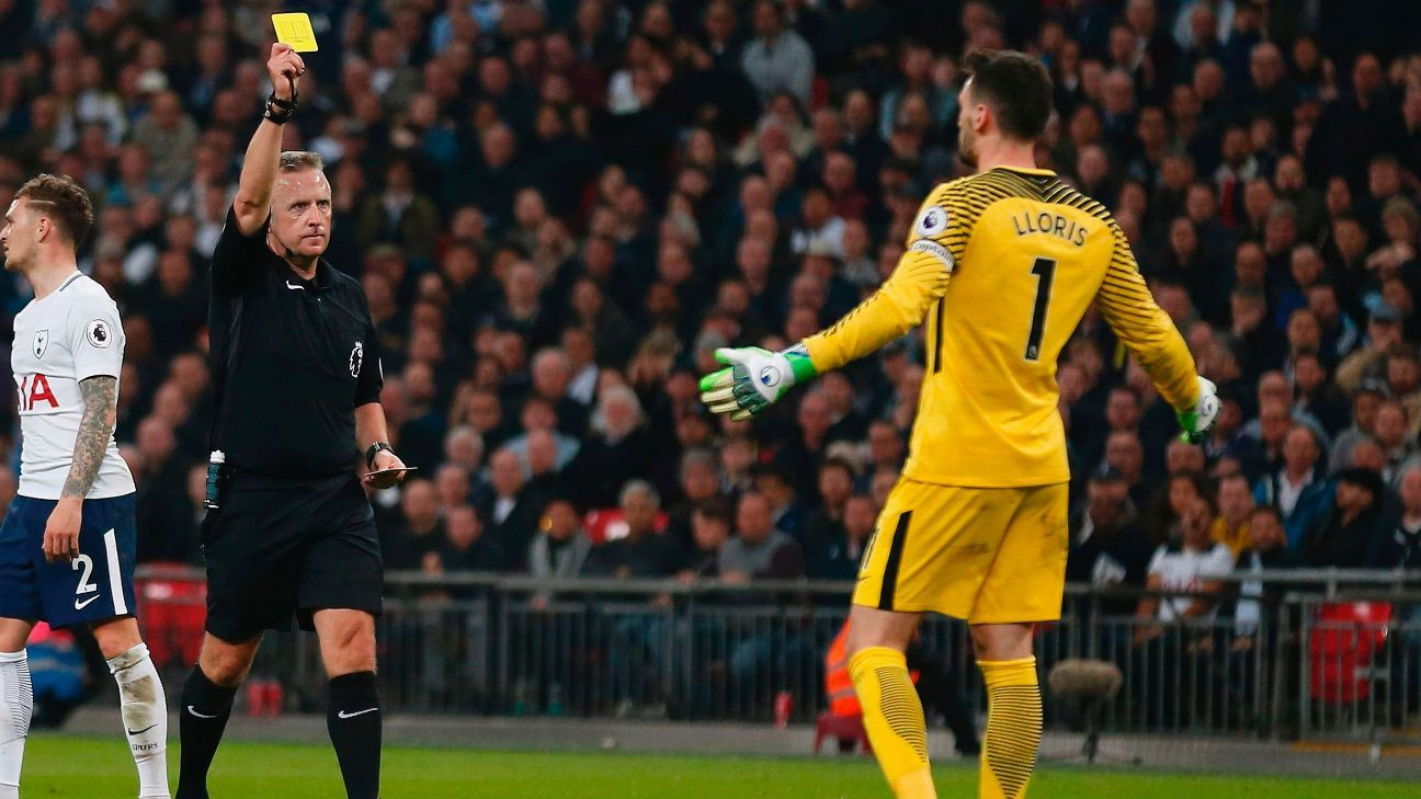 Hugo Lloris was culpable for another goal in Spurs' defeat to City.