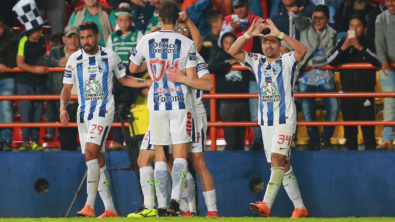 Pachuca's win over Santos has given them life heading into the final weekend.