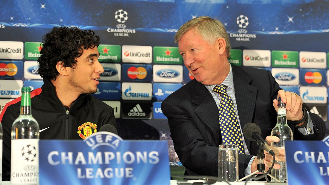 Having been signed by Sir Alex Ferguson, Rafael played arguably the best football of his career under the legendary manager.