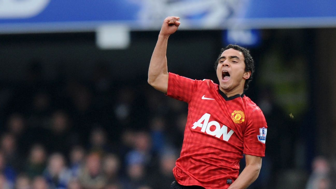 Rafael da Silva was a fan favourite during his seven seasons in Manchester United's first team.