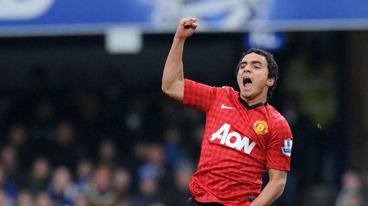 Rafael da Silva was a fan favourite during his seven seasons in Manchester United's first team.