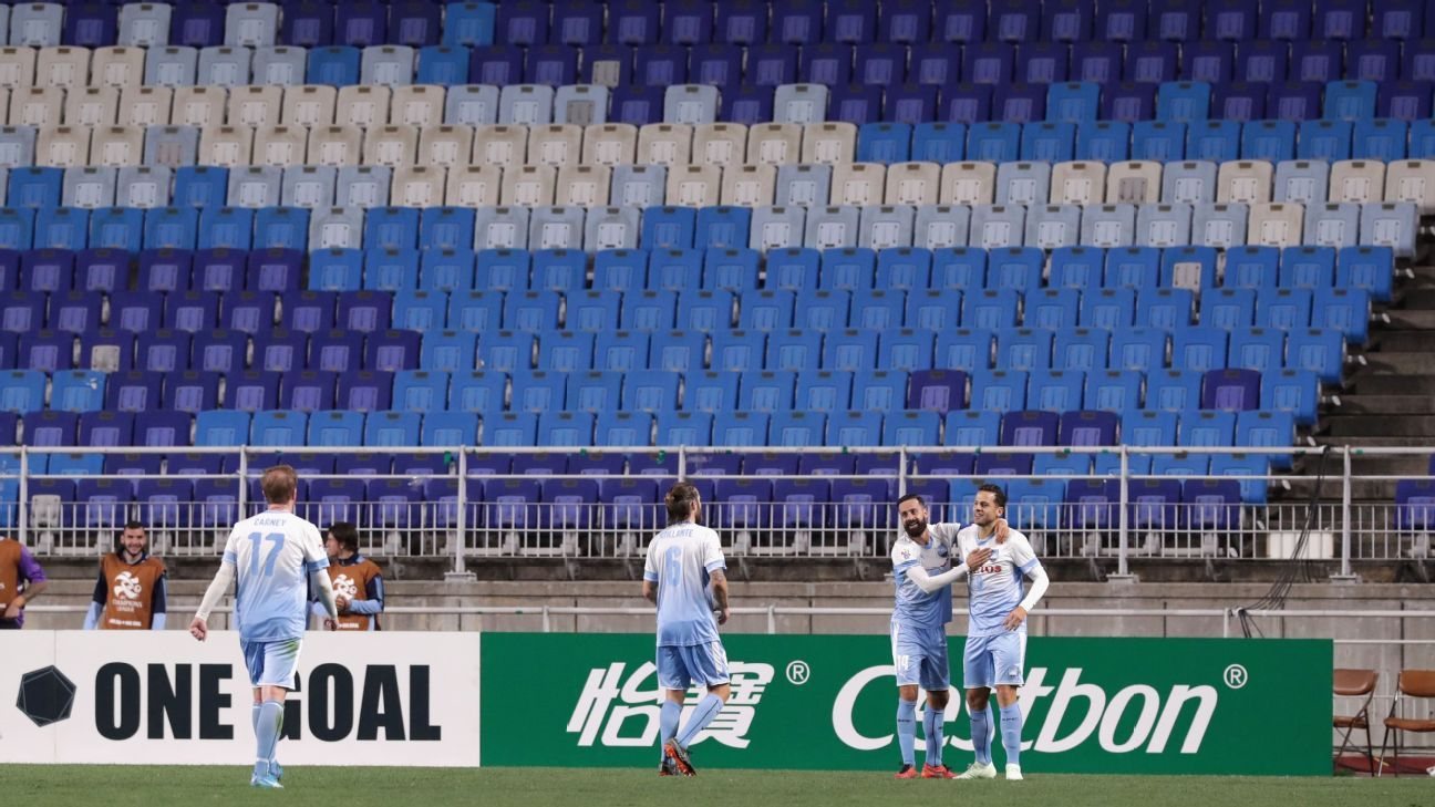 Fans have started staying away from Suwon Samsung Bluewings, with the Suwon World Cup Stadium noticeably empty for their clash with Sydney FC in the Asian Champions League on April 3.
