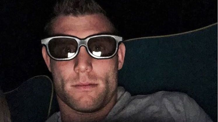 Liverpool's James Milner shows wild side with popcorn binge