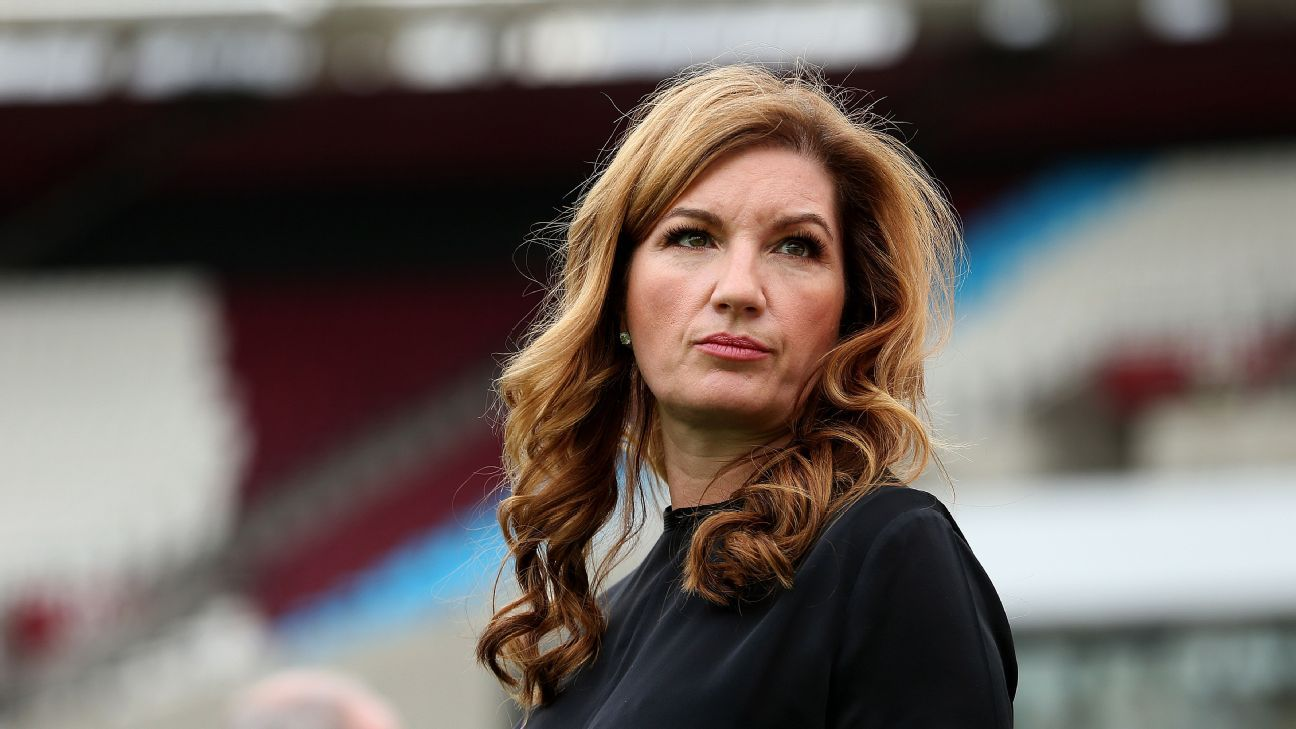 West Ham executive vice-chairman Karren Brady