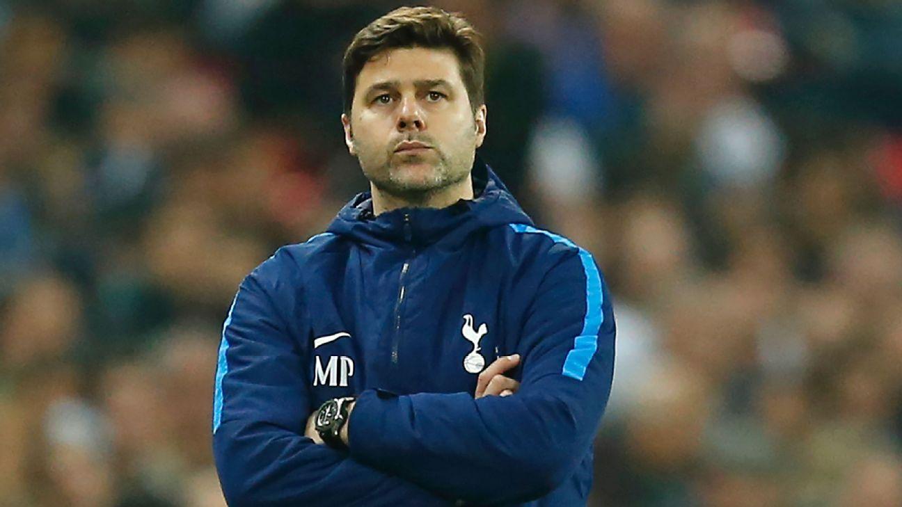 Tottenham Hotspur manager Mauricio Pochettino