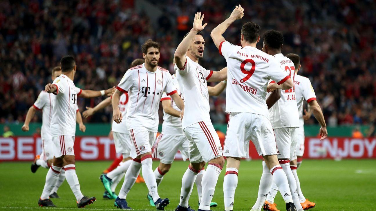 Bayern Munich continue to rule Germany as Bundesliga's brain drain stifles progress