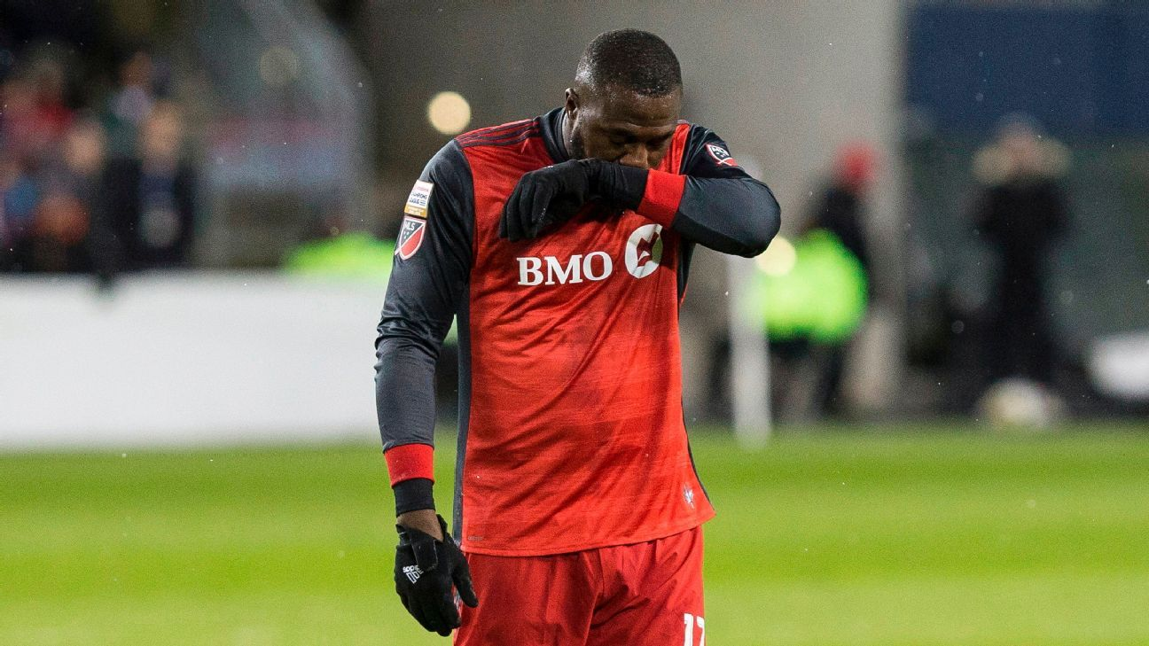 Toronto FC's Jozy Altidore out four to six weeks after foot surgery